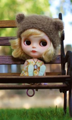 芭比娃娃小配件装饰品唯美高清壁纸