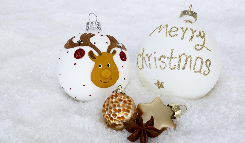圣诞饰品高清图片高清壁纸
