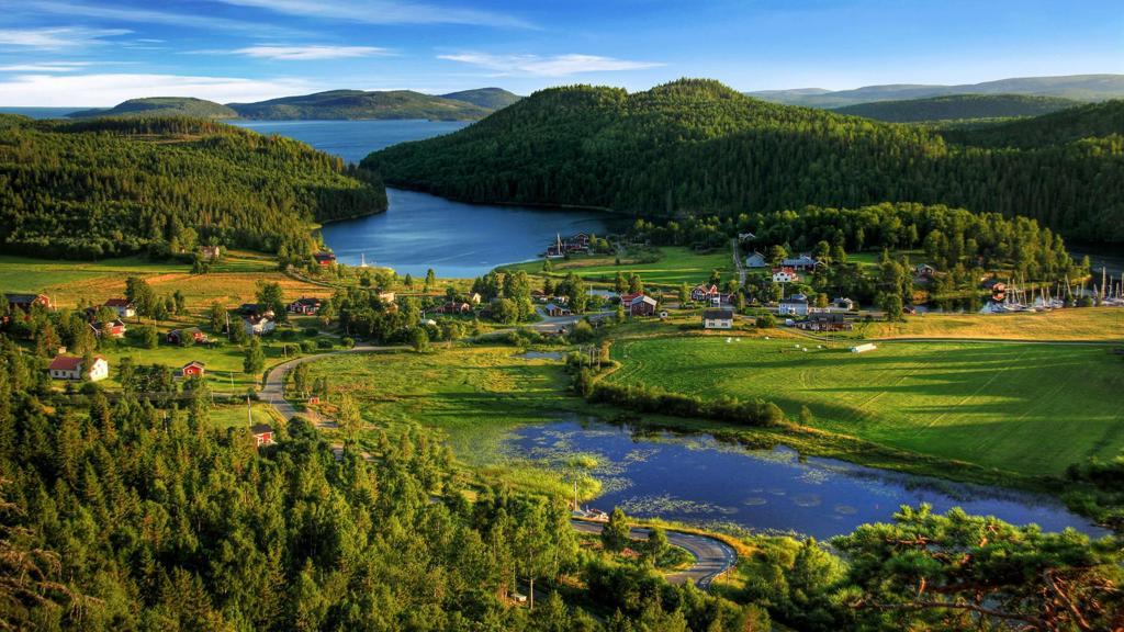 美丽欧洲乡村风景壁纸