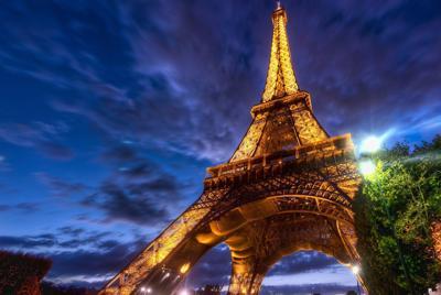 巴黎唯美壁纸桌面高清下载