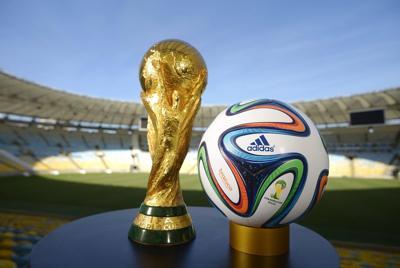 Brazuca 2014年巴西世界杯高清足球壁纸大全