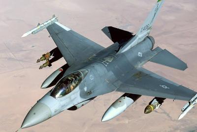 F16战斗机高清壁纸图片