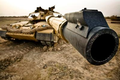 霸气的坦克高清壁纸图片