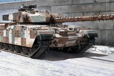 迷彩坦克军迷的必备壁纸