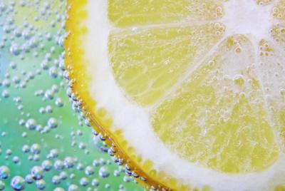 小清新柠檬图片背景壁纸下载
