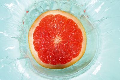 高清缤纷水果香橙图片电脑桌面壁纸