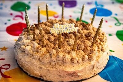 生日蛋糕庆典图片高清手机壁纸