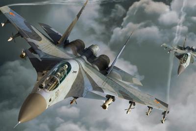 高清各式喷气式战斗机合集,来认认看都有什么款壁纸图片
