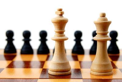 高清国际象棋壁纸图片