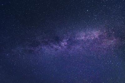 抖音最火2020背景图片 银河系壁纸