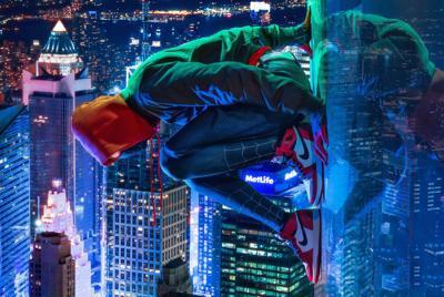 最新《蜘蛛侠》耐克广告 电脑壁纸大图