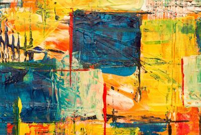 精美彩色抽象背景电脑壁纸图片下载