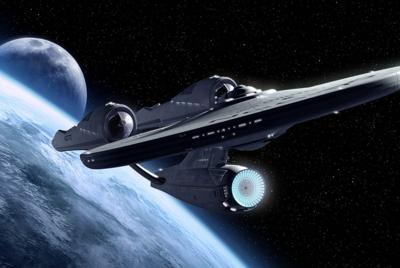 精美宇宙飞船高清壁纸