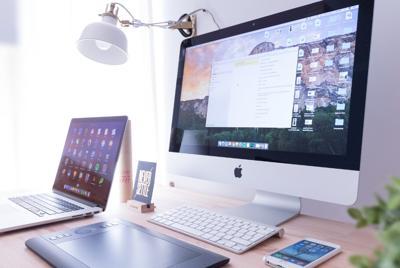 精美设计师 程序员 办公设备电子设备 电脑 笔记本平板手机桌面背景下载