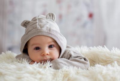 好看的可爱的宝宝电脑桌面壁纸