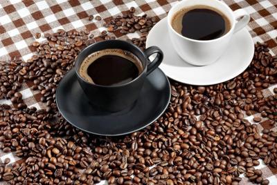 精美咖啡 咖啡豆 杯 4k图片电脑壁纸图片下载