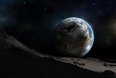 另一个地球桌面背景下载