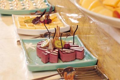 好看美味的西式甜点图片