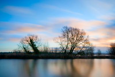 高清黄昏日落夕阳风光唯美壁纸图片