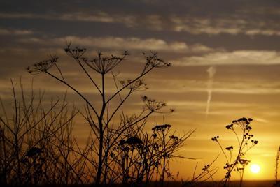 日出日落唯美风景桌面壁纸