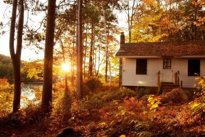 美丽的秋天高清唯美壁纸