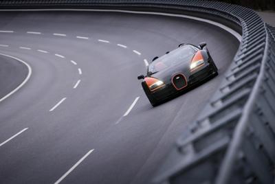 布加迪威龙Grand Sport高清壁纸图片