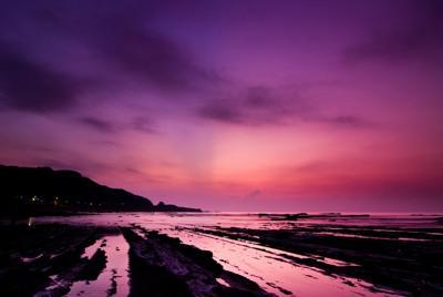 高清黄昏日落日出夕阳无限好精美壁纸